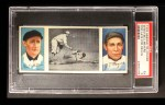 1912 T202 Hassan   -  Chief Meyers / Hooks Wiltse Too Late For Devlin  Front Thumbnail