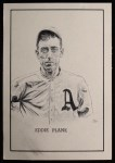 1950 Callahan Hall of Fame  Eddie Plank  Front Thumbnail