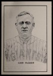 1950 Callahan Hall of Fame  John McGraw  Front Thumbnail