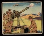 1941 Gum Inc Uncle Sam #66   Machine Gun Practice Front Thumbnail