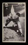 1936 Goudey Wide Pen  Gus Suhr   Front Thumbnail