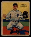 1935 Diamond Stars #22  Jimmy Wilson   Front Thumbnail