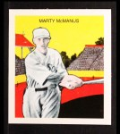 1933 Tattoo Orbit Reprint #47  Marty McManus  Front Thumbnail
