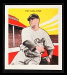 1933 Tattoo Orbit Reprint #45  Pat Malone  Front Thumbnail