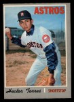 1970 O-Pee-Chee #272  Hector Torres  Front Thumbnail