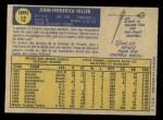 1970 O-Pee-Chee #12  John Hiller  Back Thumbnail