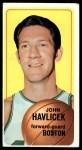 1970 Topps #10  John Havlicek   Front Thumbnail
