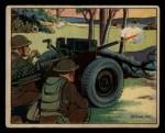 1941 Gum Inc Uncle Sam #77   Anti-Tank Team Front Thumbnail
