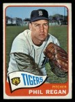 1965 O-Pee-Chee #191  Phil Regan  Front Thumbnail