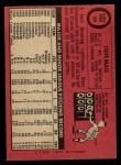 1969 O-Pee-Chee #104  Steve Blass  Back Thumbnail
