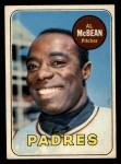 1969 O-Pee-Chee #14  Al McBean  Front Thumbnail
