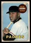 1969 O-Pee-Chee #149  Ollie Brown  Front Thumbnail