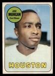 1969 O-Pee-Chee #35  Joe Morgan  Front Thumbnail