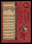 1969 O-Pee-Chee #193  Don Cardwell  Back Thumbnail