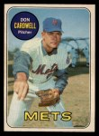 1969 O-Pee-Chee #193  Don Cardwell  Front Thumbnail