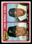 1965 O-Pee-Chee #143   -  John Gelnar / Jerry May Pirates Rookies Front Thumbnail