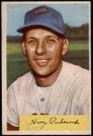 1954 Bowman #44  Harry Perkowski  Front Thumbnail