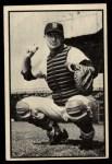 1953 Bowman B&W #24  Del Wilber  Front Thumbnail