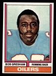 1974 Topps #362  Bob Gresham  Front Thumbnail