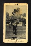 1922 E121-120 American Caramel  Fred Toney  Front Thumbnail