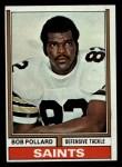1974 Topps #442  Bob Pollard  Front Thumbnail