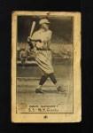 1921 E220 National Caramel  Dave Bancroft  Front Thumbnail