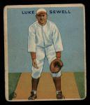1933 Goudey #114  Luke Sewell  Front Thumbnail