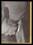 1968 Topps #374   -  Roberto Clemente All-Star Back Thumbnail
