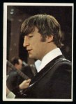 1964 Topps Beatles Color #19   John interview Front Thumbnail