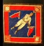 1914 B18 Blankets BI Jake Daubert   Back Thumbnail