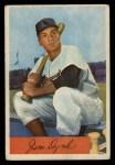 1954 Bowman #85 ALL Jim Dyck  Front Thumbnail