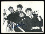1964 Topps Beatles Black and White #140  Paul McCartney  Front Thumbnail