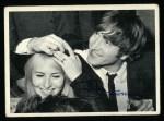1964 Topps Beatles Black and White #85  John Lennon  Front Thumbnail