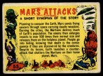 1962 Mars Attacks #55   Checklist  Front Thumbnail