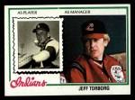 1978 Topps #351  Jeff Torborg  Front Thumbnail
