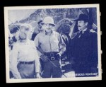 1950 Topps Hopalong Cassidy #14   Vicious partners Front Thumbnail