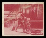 1950 Topps Hopalong Cassidy #54   Battle with bankrobbers Front Thumbnail