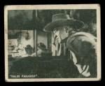 1950 Topps Hopalong Cassidy #88   Hoppy sees treachery Front Thumbnail