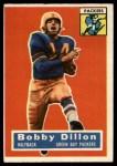 1956 Topps #103  Bobby Dillon  Front Thumbnail
