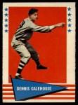 1961 Fleer #107  Dennis Galehouse  Front Thumbnail