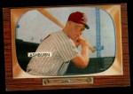 1955 Bowman #130  Richie Ashburn  Front Thumbnail