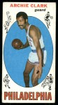 1969 Topps #32  Archie Clark  Front Thumbnail