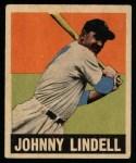 1948 Leaf #82  Johnny Lindell  Front Thumbnail