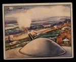 1939 Gum Inc. War News Pictures #52   Guns of The Maginot Line In Action Front Thumbnail