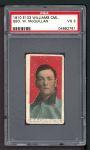 1910 E103 Williams Caramel  George McQuillan  Front Thumbnail