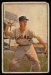 1953 Bowman #18  Nellie Fox  Front Thumbnail