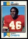 1973 Topps #32  Jim Kearney  Front Thumbnail