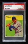 1933 Goudey #227  Billy Herman  Front Thumbnail