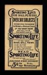 1910 M116 Sporting Life  Farmer Ray  Back Thumbnail