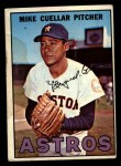 1967 Topps #97  Mike Cuellar  Front Thumbnail